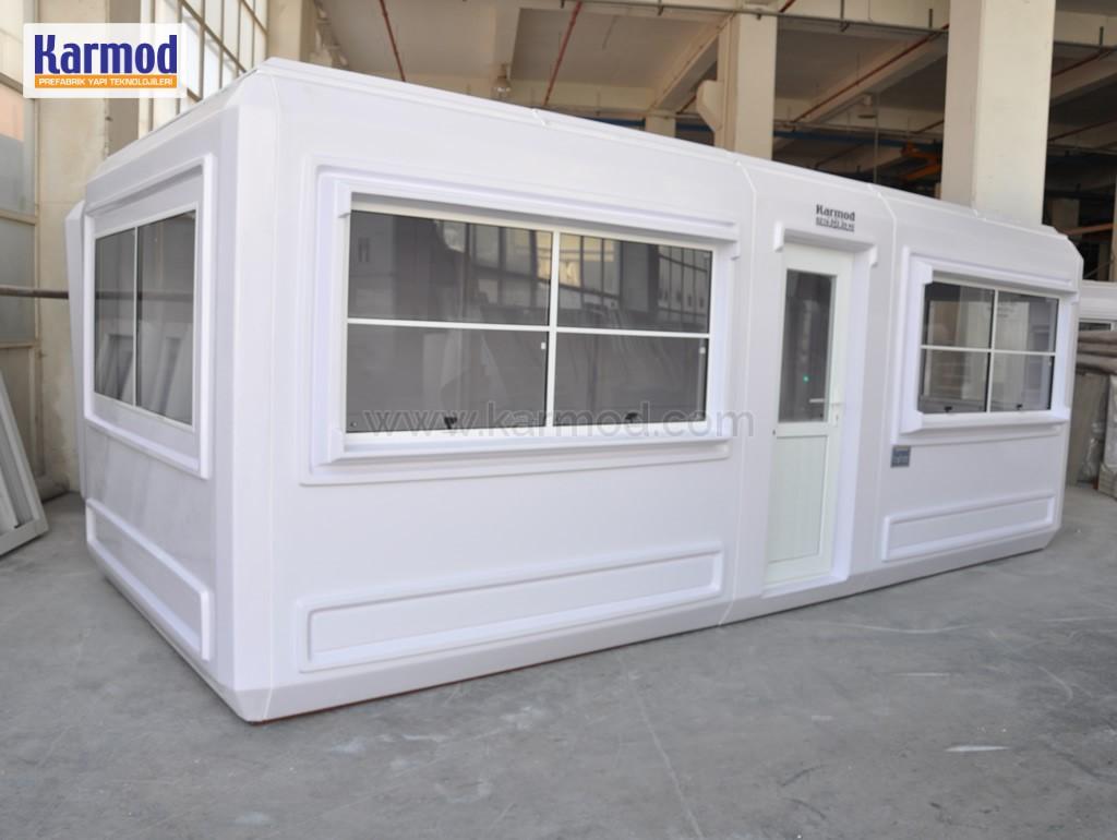 fibreglass shelter