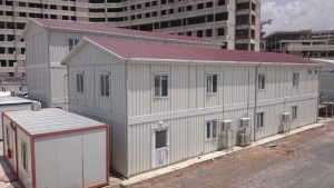 prefabricated workers accommodation