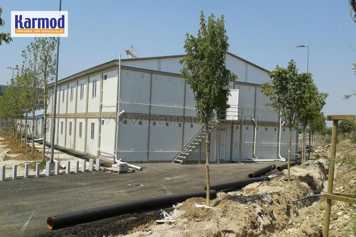 Man Camps Oilfield Housing
