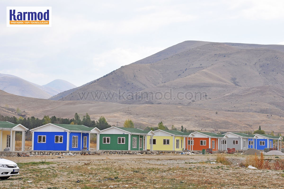 Mass affordable housing for Zambia