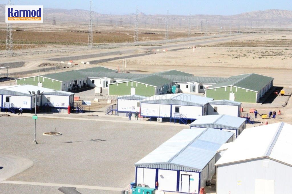 Military Camps and Facilities