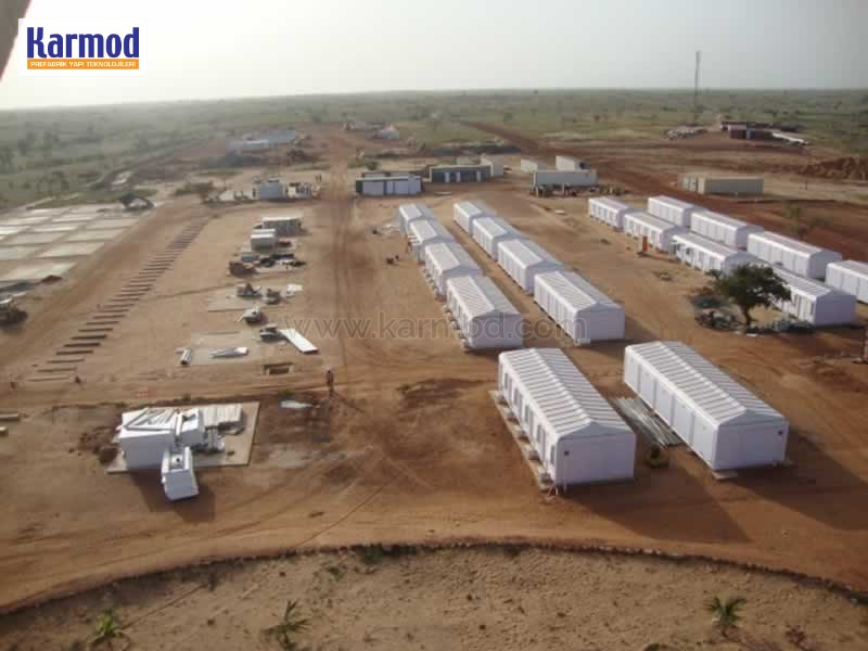 Military Portable Camps