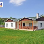wooden house uganda