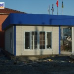 Modular Bank Building
