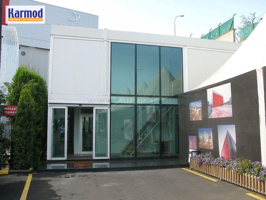 modular bank buildings