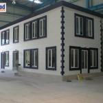 Modular Bank Construction