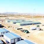 Modular Construction Camps