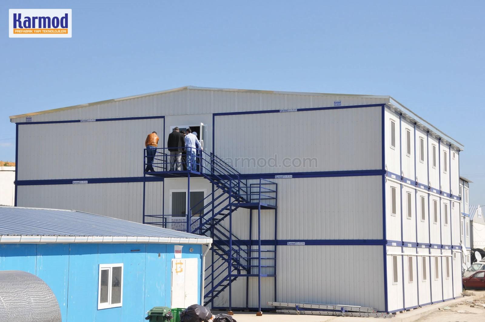 Modular Dormitory solutions