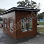modular guard houses