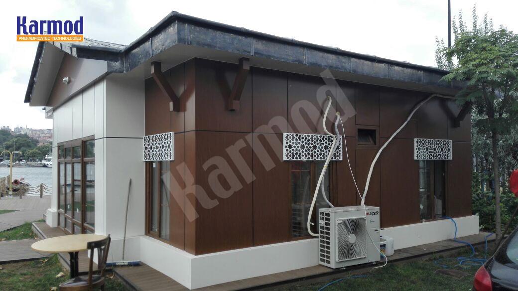 modular guard shacks