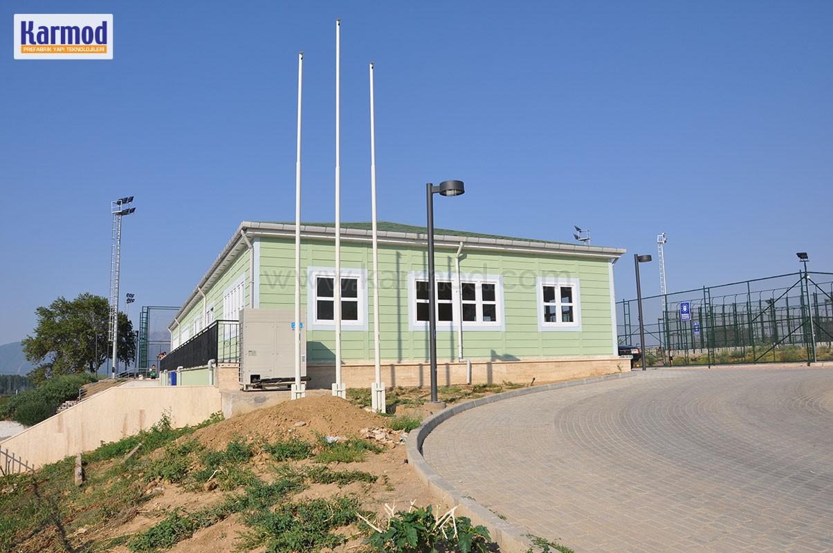 modular hospital construction