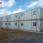 Modular Labor Staff Worker Dormitory