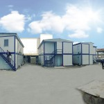 Modular office Containerized
