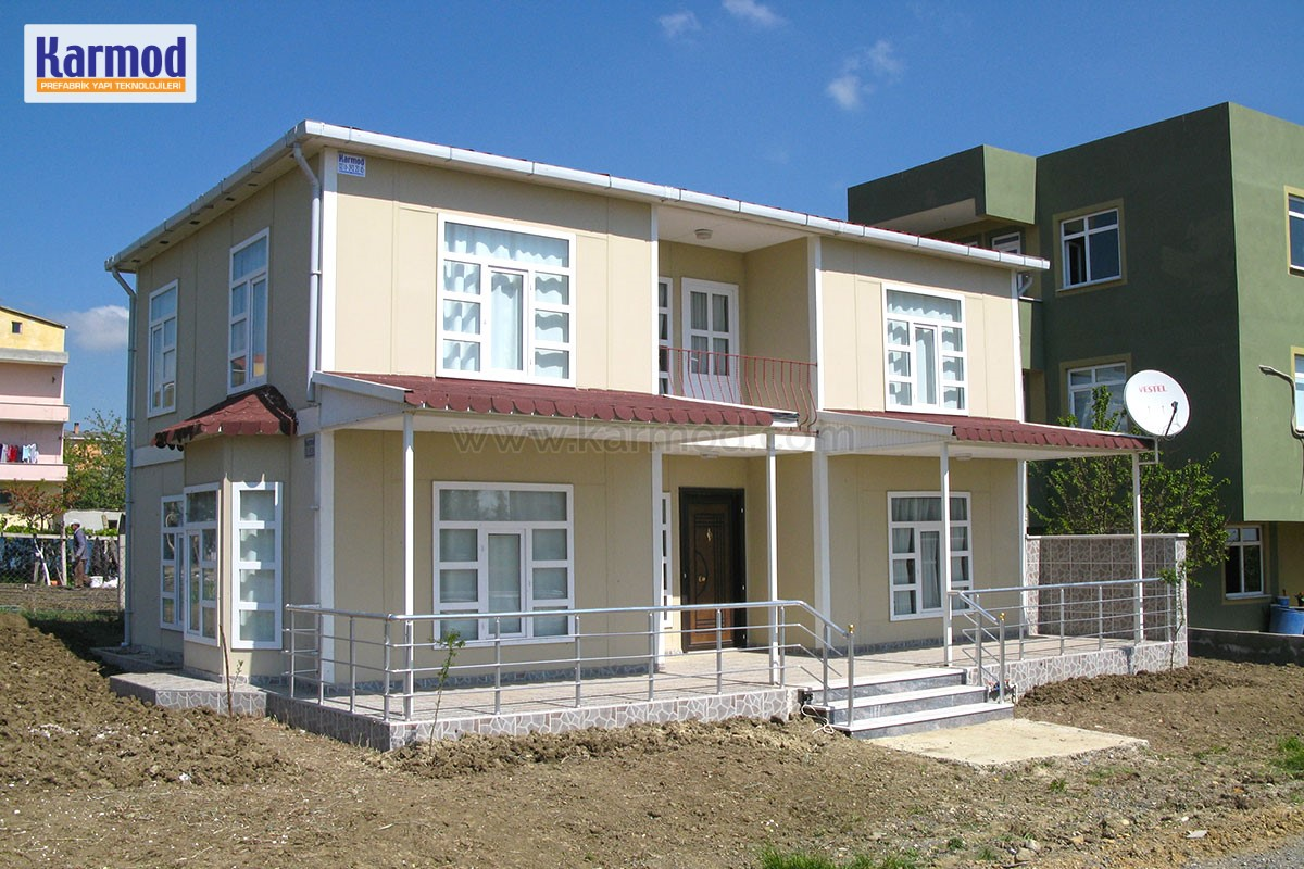 panelized homes uganda
