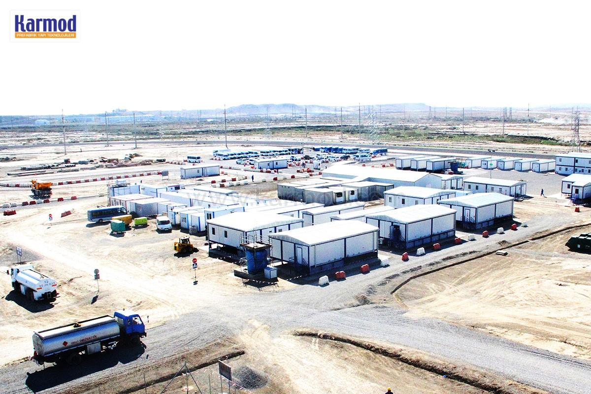 Permanant Modular Man Camps