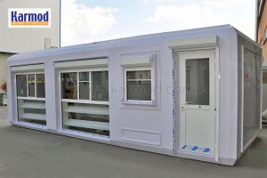 Guard House Manufacture