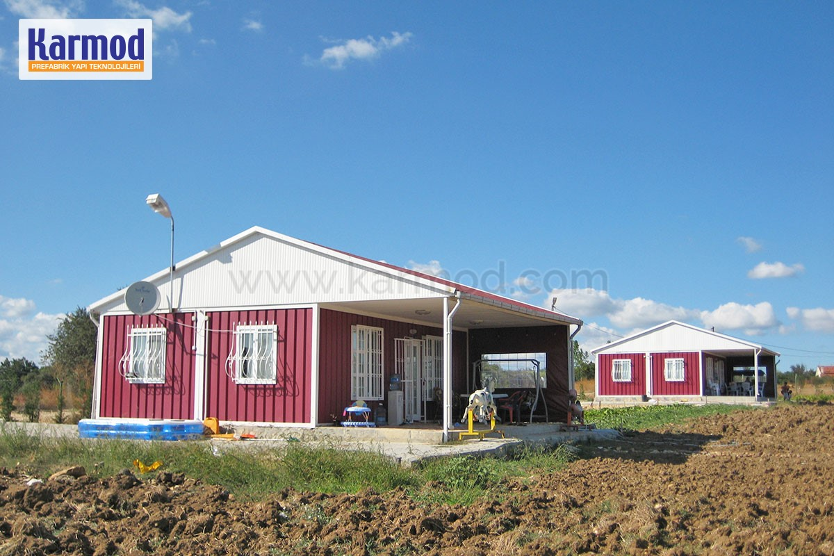 prefab container homes ghana