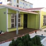 prefab flat pack homes