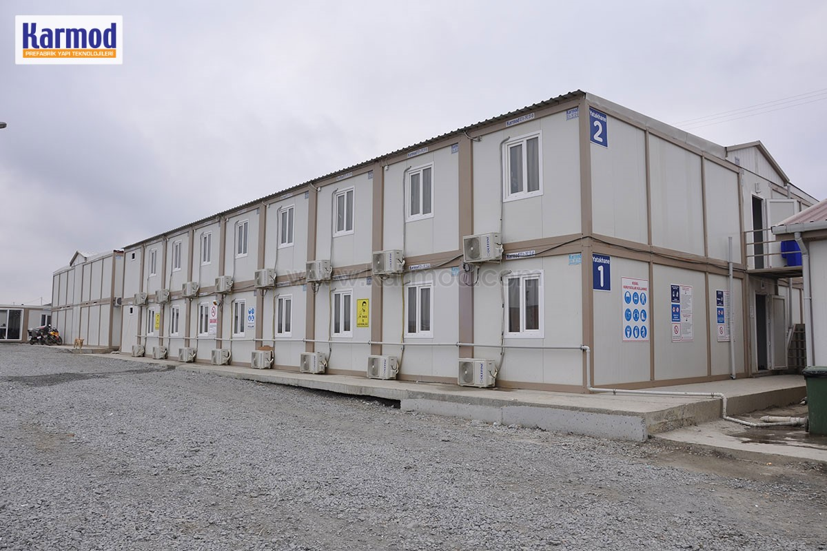 Prefab Workforce Dormitories