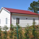 prefabricated cabins ethiopia