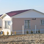 prefabricated cabins uganda