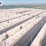 prefabricated caravans