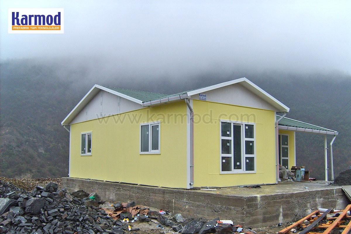 prefabricated homes Zambia