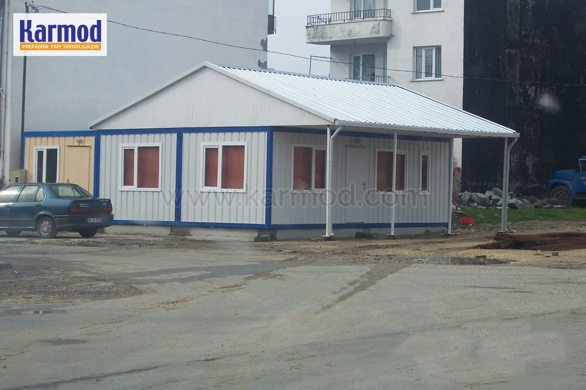 Prefabricated houses in namibia