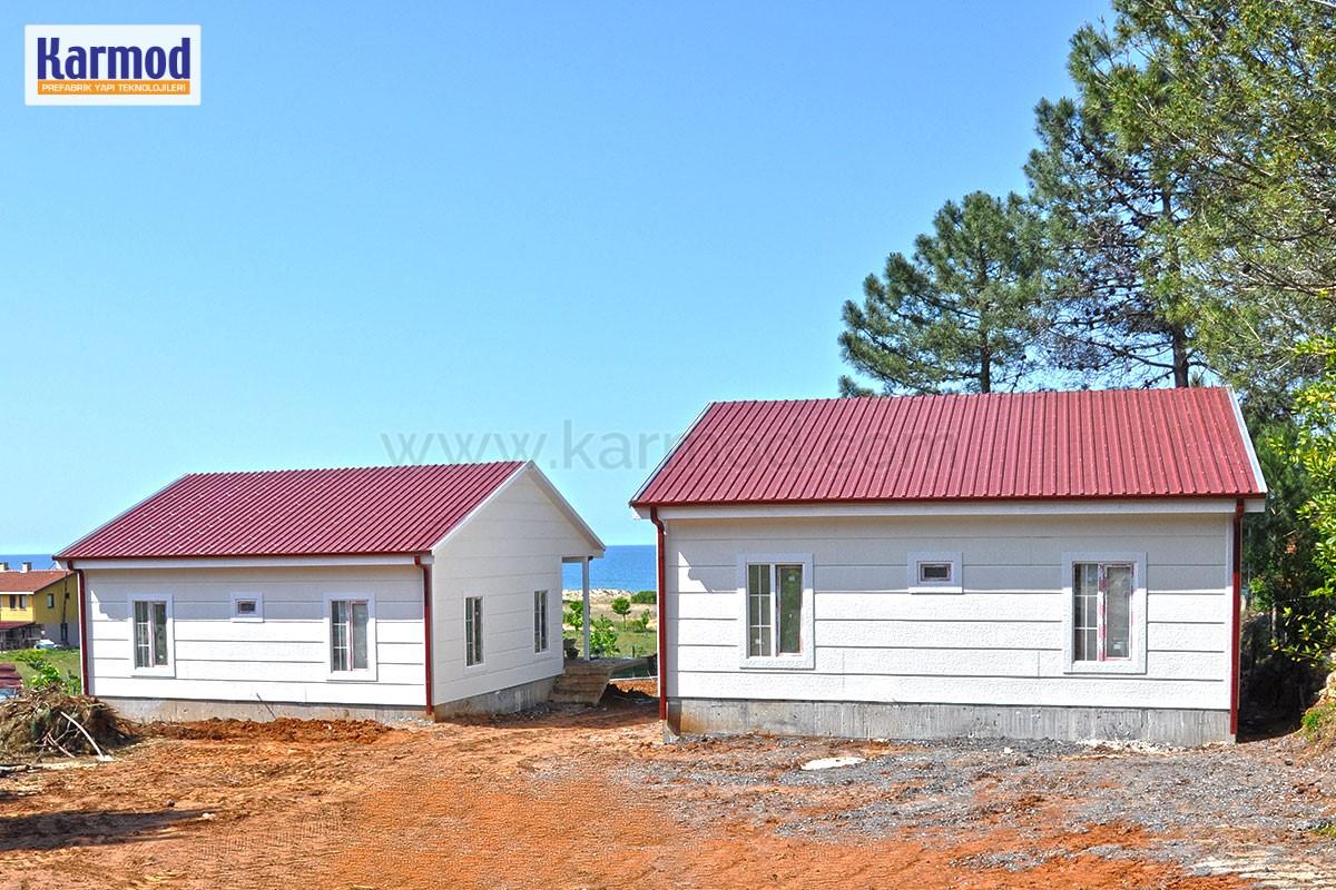 prefabricated houses in zimbabwe