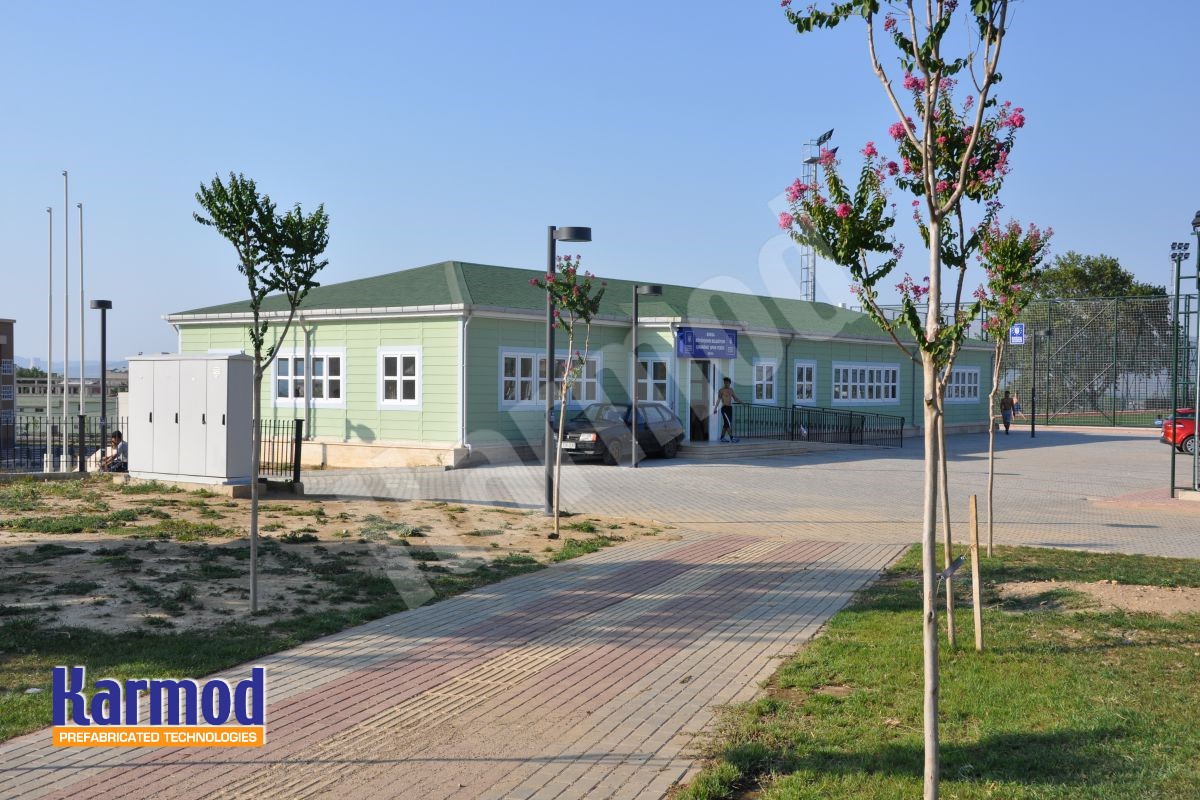 Prefabricated Labor Accommodation