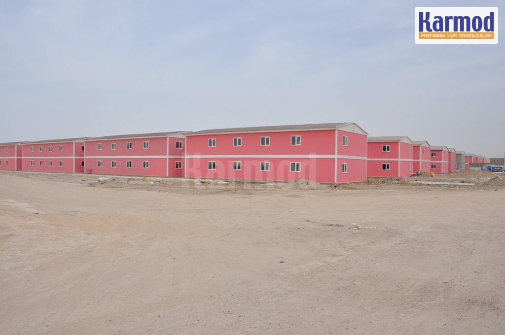 prefabricated low-cost houses in Zambia