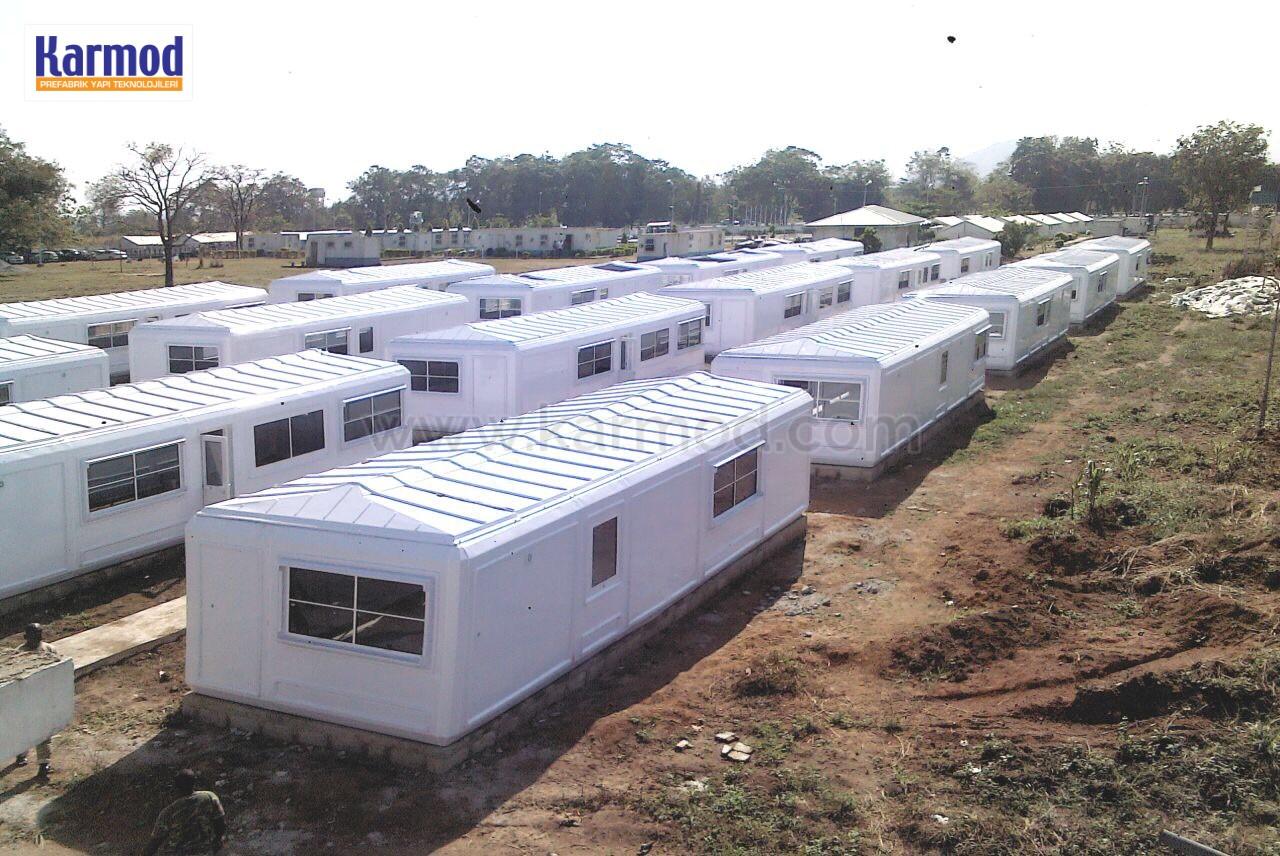 refugee housing