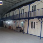 Site Accommodation containers