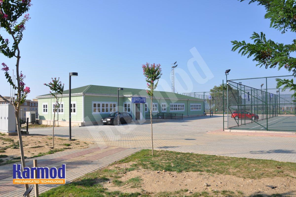 Staff Accommodation Labor Camps