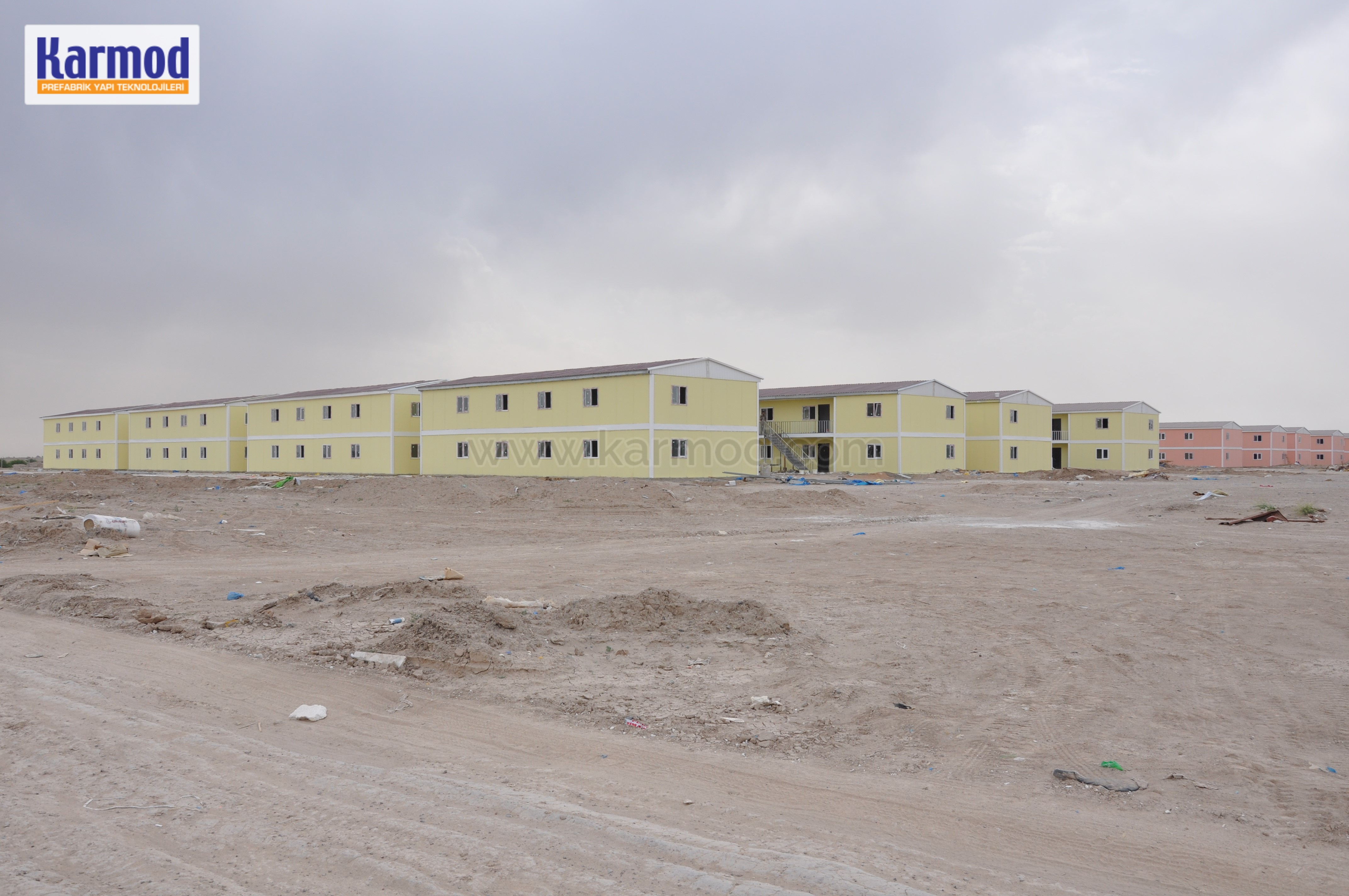 Workforce Accommodations Camps
