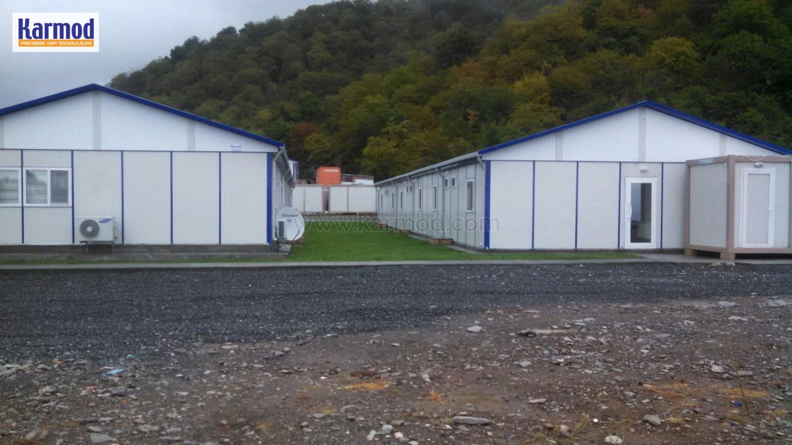 Workforce Housing construction village