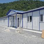 construction sheds