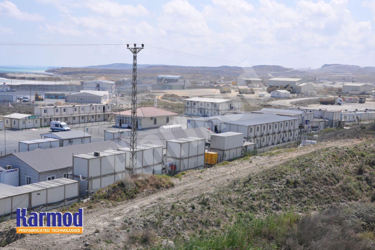 modular labour camp
