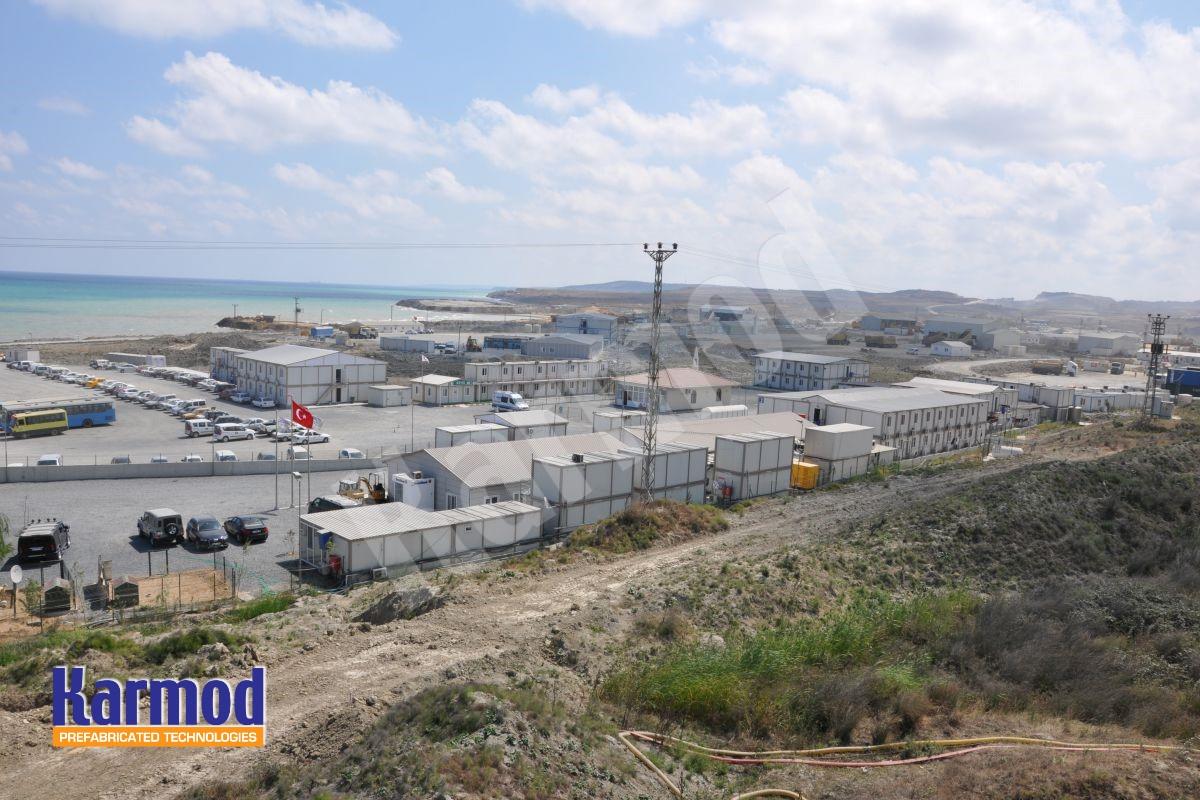 modular remote camps