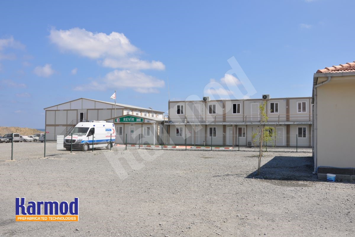 prefab labor camp Manufacturer