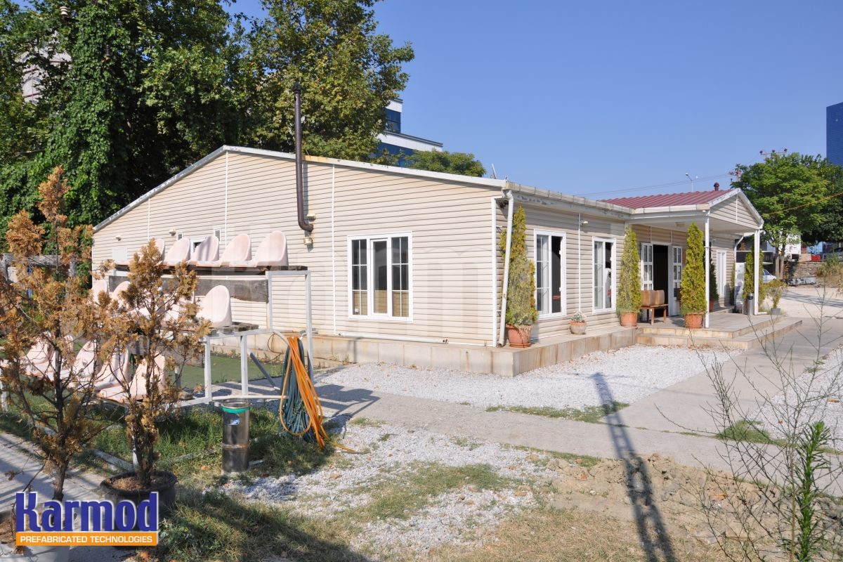 Prefabricated Building and Construction