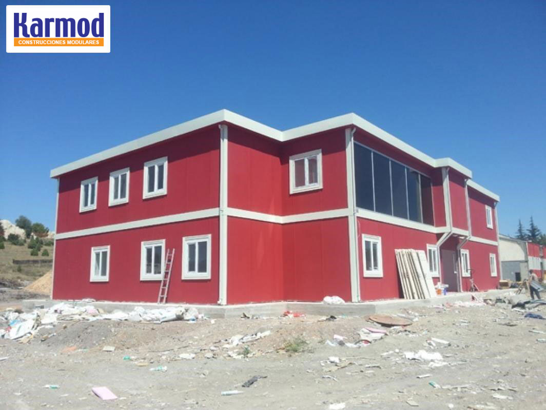 prefabricated construction india