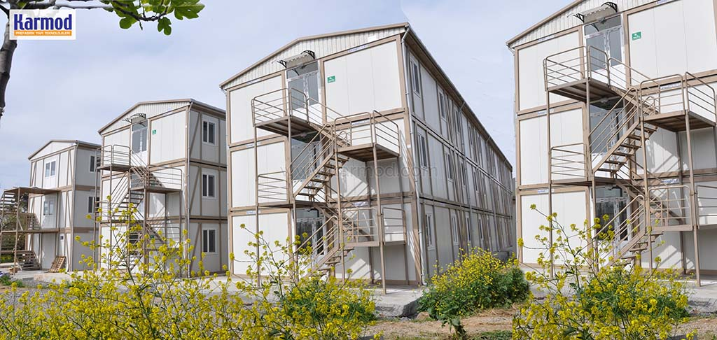 prefabricated buildings in india