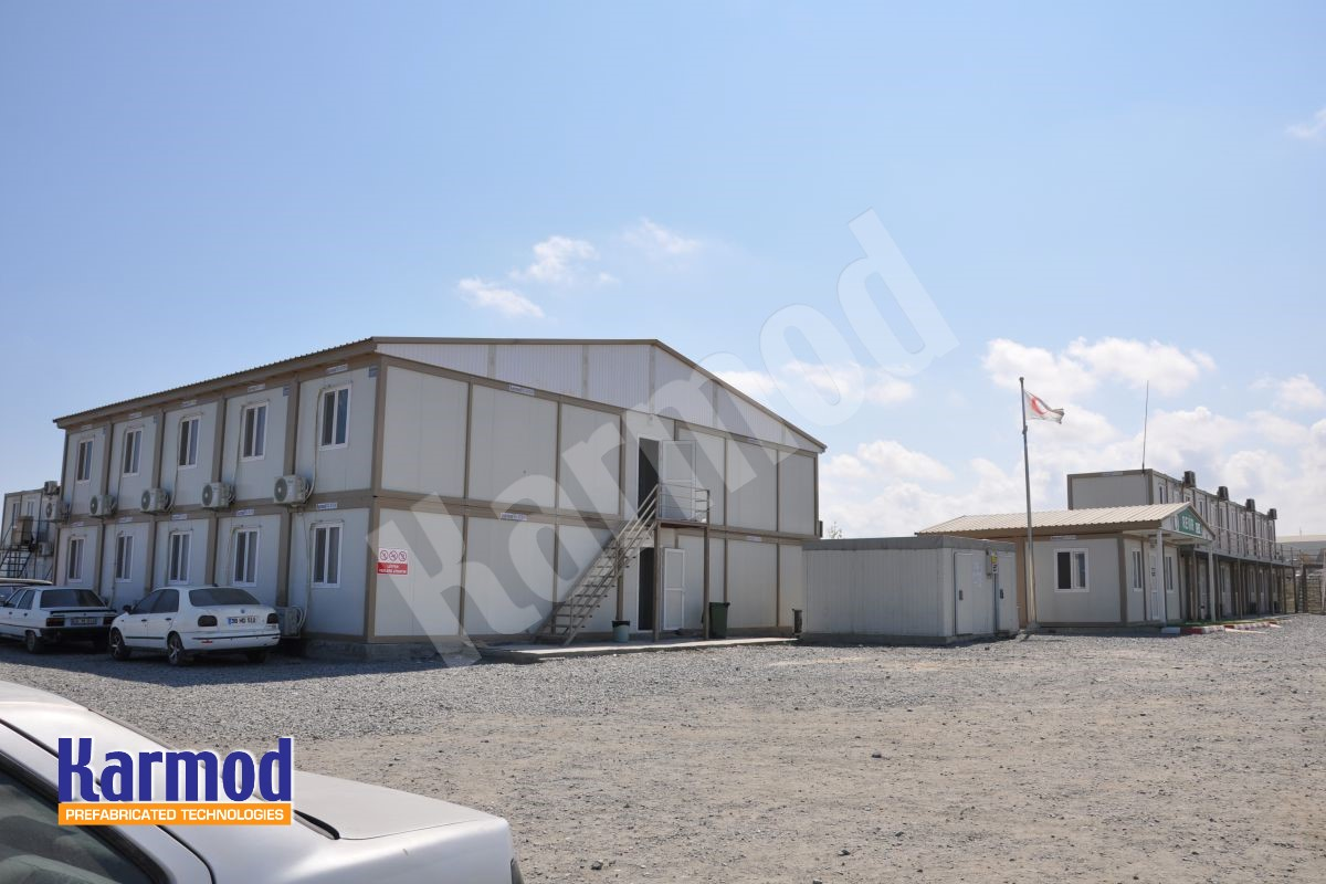 Prefabricated Structures Labor Camps