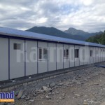 Turnkey camp construction