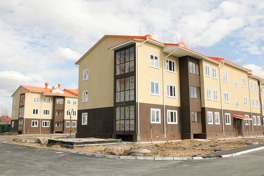 Affordable mass housing