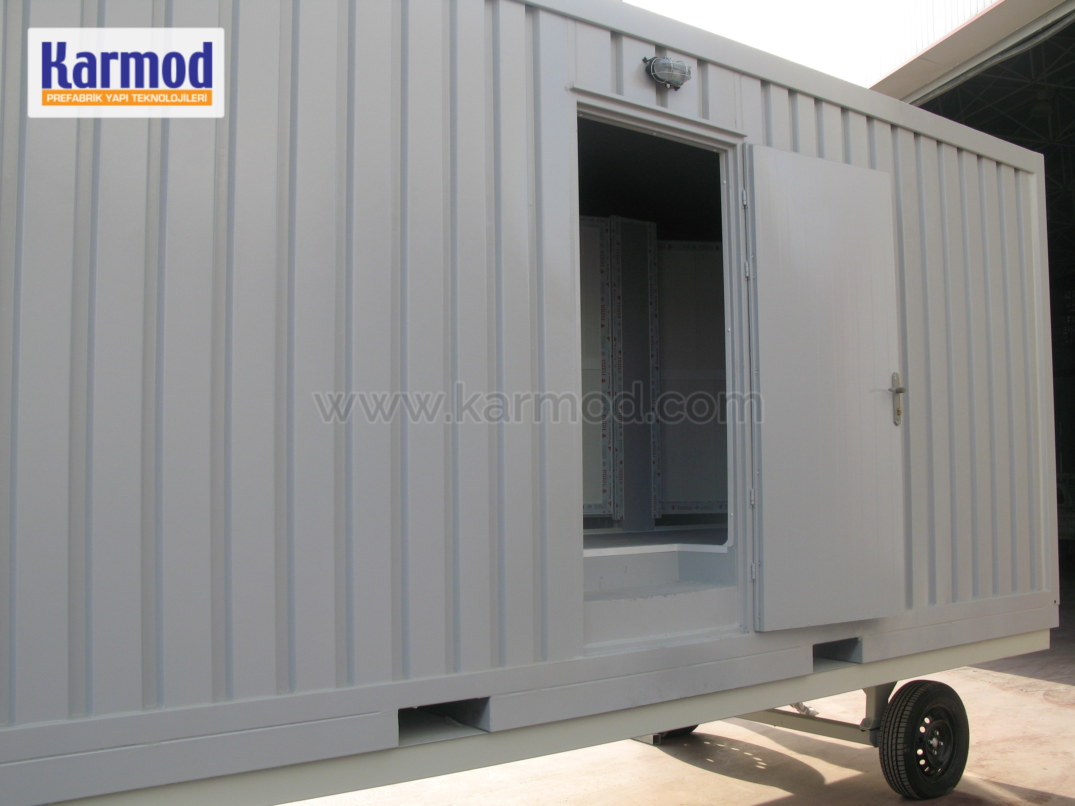 construction site shelters
