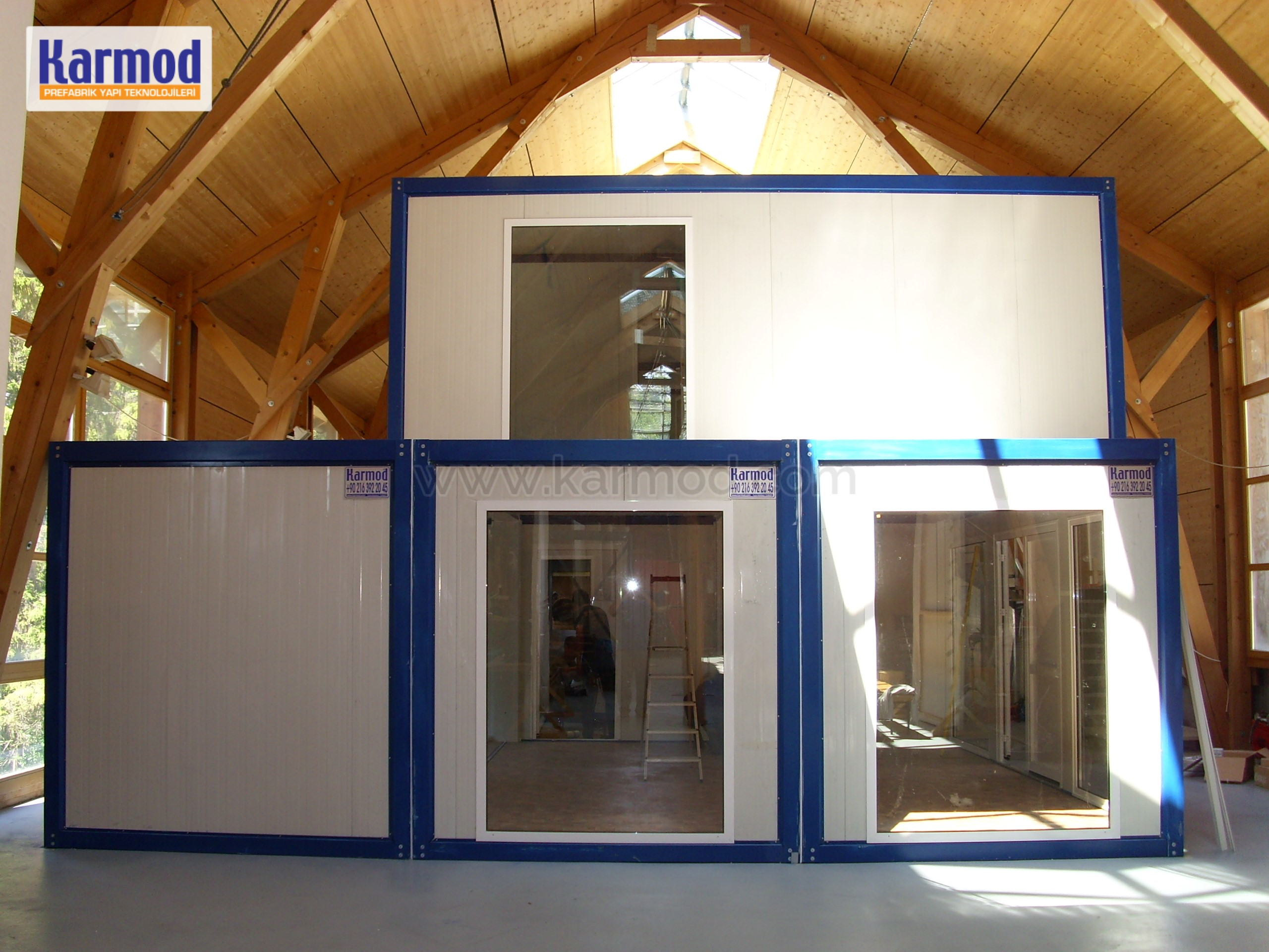 Container Homes & Offices