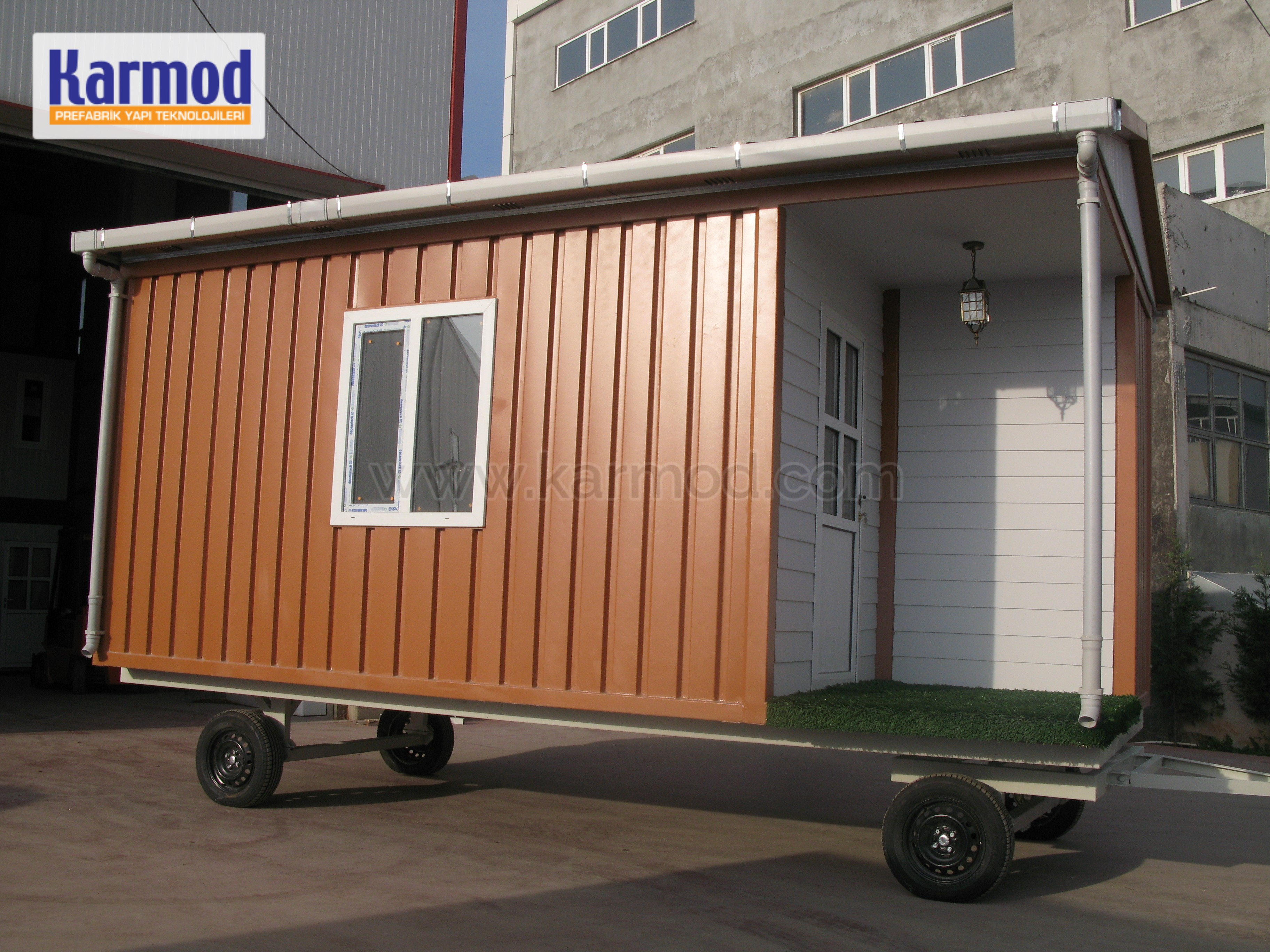 Job Site Office Trailers