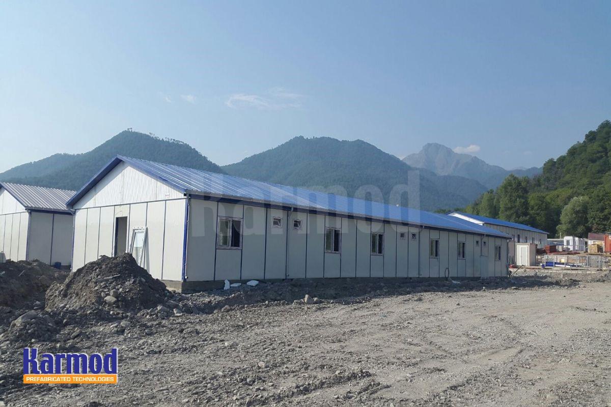Man Camp Construction